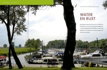 WATER EN RUST - Watersportclub DE PAESPLAS