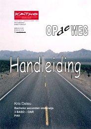 handleiding - Katho