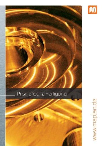 Prismatische Fertigung - Maplan GmbH
