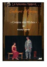 « Comme des flEches » - Le Nouveau Regard - Free