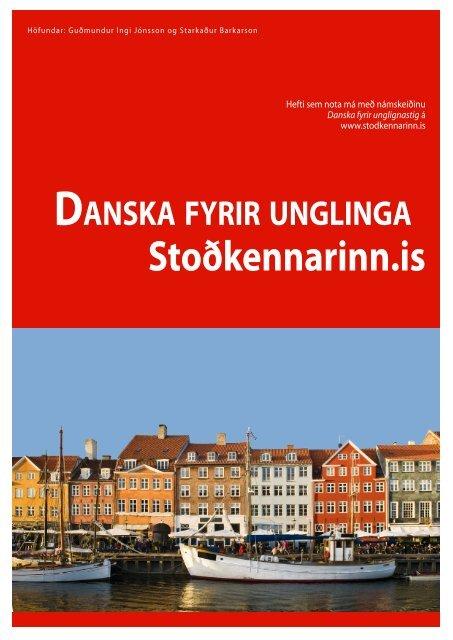 Book 1 - Stodkennarinn.is