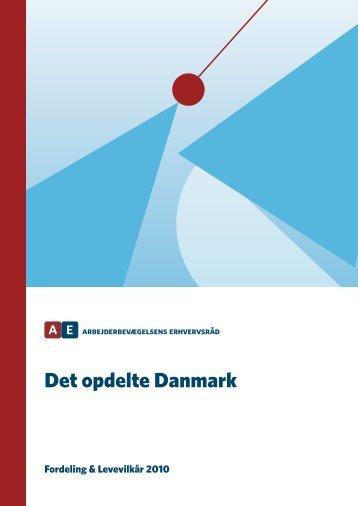 Det opdelte Danmark - Arbejderbevægelsens Erhvervsråd