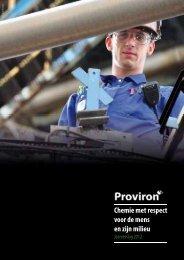 Jaarverslag over 2012 (Nederlands - pdf 1,8 MB) - Proviron