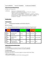 27-02-2012 - Gemeente Herselt