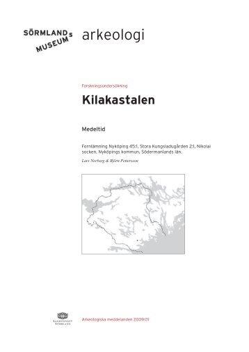 Kilakastalen - Sörmlands museum