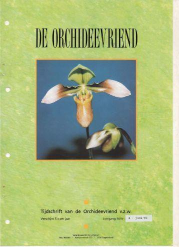 1993 - 3 - Orchideeën Vereniging Vlaanderen