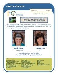 Ferme-École des Basques - Commission Scolaire du Fleuve-et-des ...