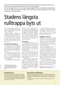 Ny rulltrappa i Hammarkullen - Göteborg - Page 5