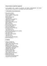Uitvaart teksten en gedichten algemeen In dit gedeelte vindt ... - Pijpen
