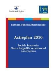 Sociale innovatie - Europa