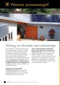 Garantie van SunPower op de fotovoltaïsche ... - WaasSolar - Page 2