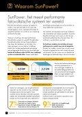 Garantie van SunPower op de fotovoltaïsche ... - WaasSolar - Page 4