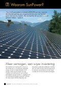 Garantie van SunPower op de fotovoltaïsche ... - WaasSolar - Page 6