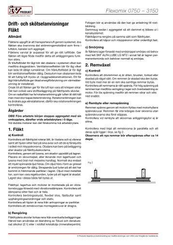 Flexomix 0750 – 3150 - IV Produkt