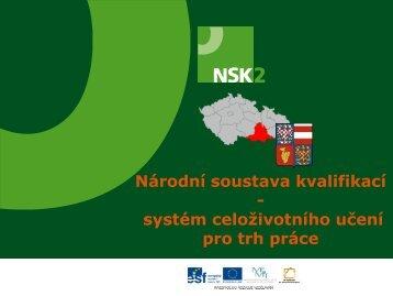 Ing. Věra Vrchotová - Národní soustava kvalifikací 2
