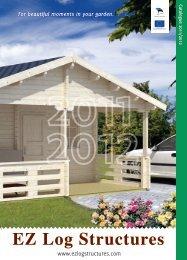 Log Chalets - shedinnovations.com.au