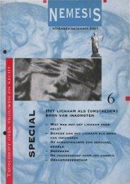 (2001) nummer 6 november/december - Nemesis