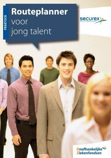 Pas afgestudeerd? 'Routeplanner voor jong talent'