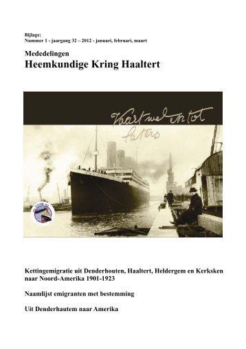 data/Bijlage Tijdschrift Titanic emigranten 1901-1923.pdf