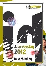 Algemene jaarverslag 2012 ROC ID College