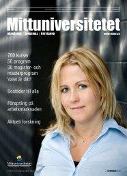 700 kurser 50 program 30 magister- och ... - Marknadsmedia