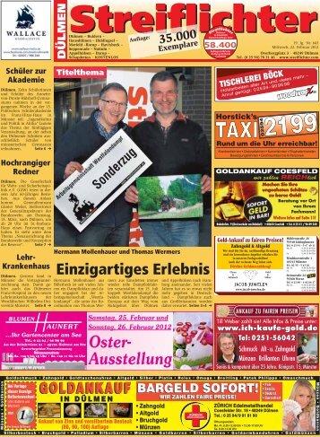 Oster- Ausstellung - Streiflichter