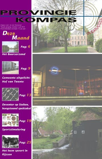 Gemeente Hof van Twente - Provinciekompas