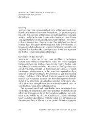 Kognitiv förbättring och demokrati – en milliansk reflektion - Thales
