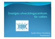 Grafisk presentation av ett Utvecklingscentrum ... - Norrtälje kommun