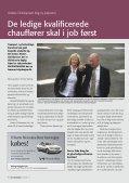 Ny taglygte i TAXA 4x35 - TaxiDanmark - Page 6