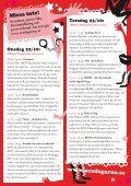 Måndag 20/10: Tisdag 21/10: - Sexdagarna - Page 2