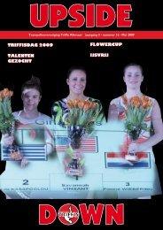 Mei 2009 - Trampolinevereniging Triffis Alkmaar