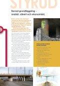 BORRAD GRUNDLÄGGNING. - Styrud - Page 2