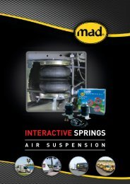 INTERACTIVE SPRINGS - MAD Tooling