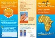 Bienen für Burkina Faso - der Gesamtschule Leverkusen Schlebusch