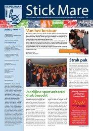 Stick Mare Maart 2010 - RMHC de Pelikaan