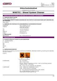 W46751 - Diesel System Cleaner - Wynn's