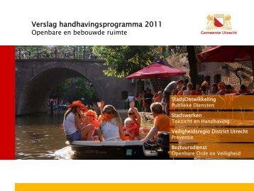 Dia 1 - Gemeente Utrecht