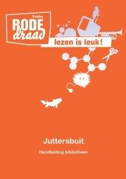Handleiding bibliotheek Juttersbuit - Cubiss