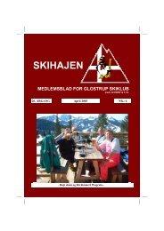Marts 2003 - Glostrup Skiclubs hjemmeside