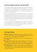 Tips för att upptäcka en anbudskartell - Checklista för ... - Page 3