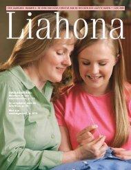 Juni 2005 Liahona