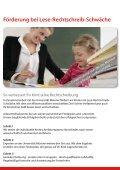 Nachhilfe-Unterricht Förderung bei Lese-Rechtschreib ... - Auxilio - Seite 3