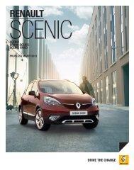 Scenic - Renault Dorzo