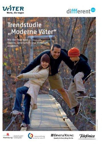 """Trendstudie """"Moderne Väter"""" - diffferent"""