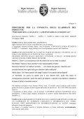 TAPPA 1 - TAPPA 3 - TAPPA 4: entro e non oltre martedì 31 marzo ... - Page 2