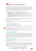 Bekijk de inhoudstafel en het eerste hoofdstuk - Plantyn - Page 5