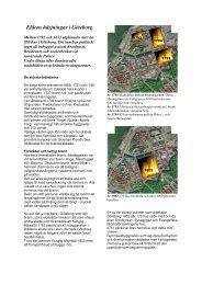 Eldens härjningar i Göteborg - Stadsbränderna