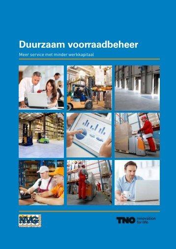 Duurzaam voorraadbeheer - Nederlands Verbond van de Groothandel