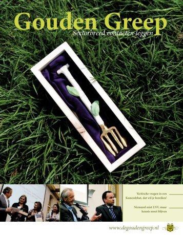 Magazine Gouden Greep - boerentaal.nl